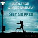 A.VOLTAGE & MISS MABUKA-Set Me Free