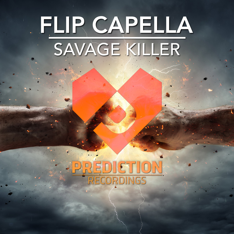 FLIP CAPELLA-Savage Killer