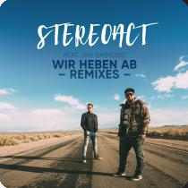 STEREOACT FEAT. IAN SIMMONS-Wir Heben Ab