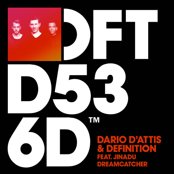 DARIO D´ATTIS, DEFINITION, JINADU-Dreamcatcher
