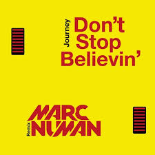 JOURNEY-Dont Stop Believin (Marc Numan Remix)