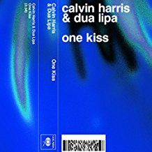 CALVIN HARRIS & DUA LIPA-One Kiss