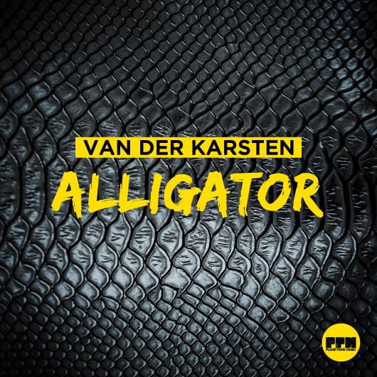 VAN DER KARSTEN-Alligator