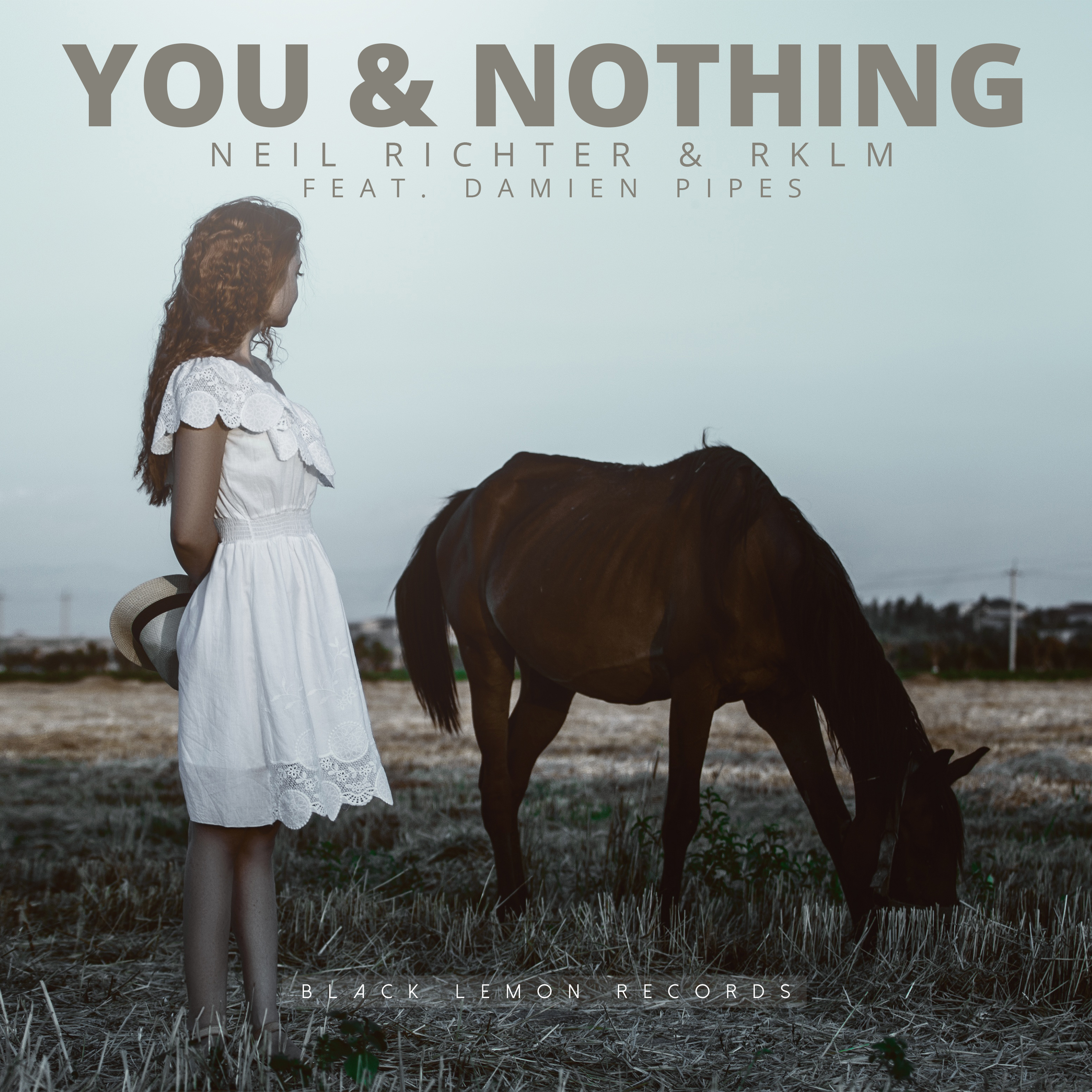 NEIL RICHTER & RKLM FEAT. DAMIEN PIPES-You & Nothing