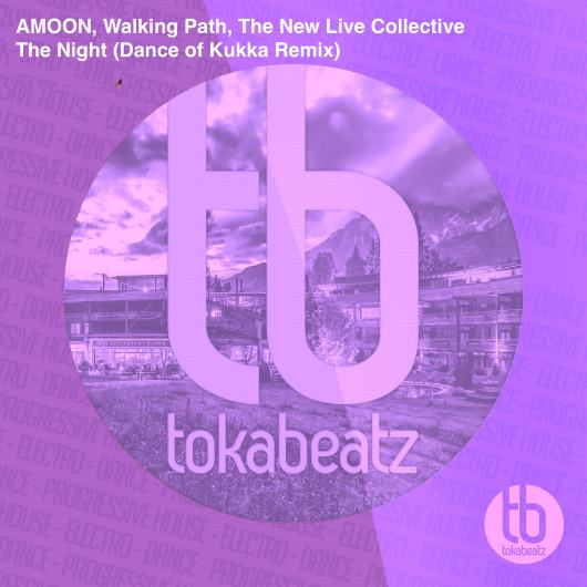 AMOON , WALKING PATH , THE NEW LIVE COLLECTIVE-The Night