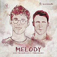 LOST FREQUENCIES FEAT JAMES BLUNT-Melody