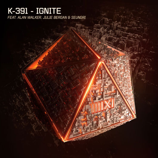 K-391 FEAT. ALAN WALKER, JULIE BERGAN & SEUNGRI-Ignite