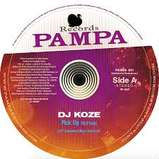 DJ KOZE-Pick Up