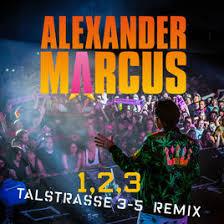 ALEXANDER MARCUS-1,2,3 (talstrasse Rmx)