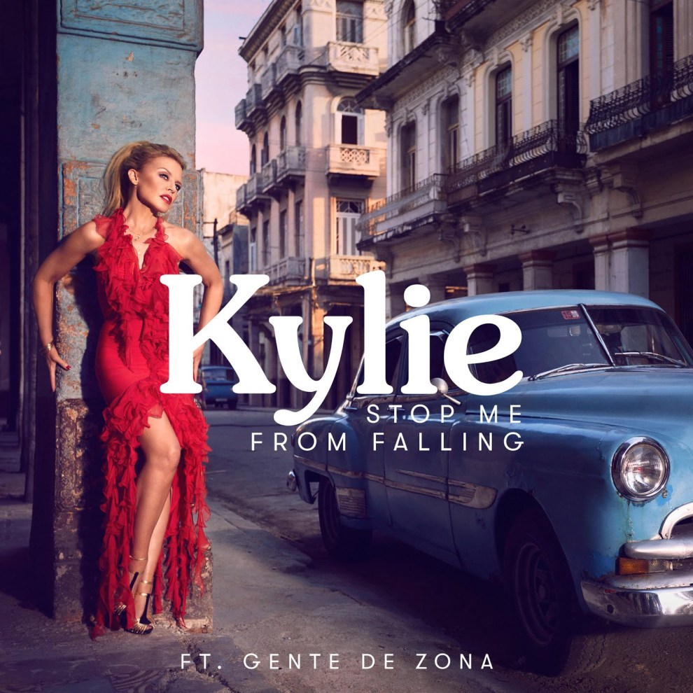 KYLIE MINOGUE-Stop Me From Falling (remixes)