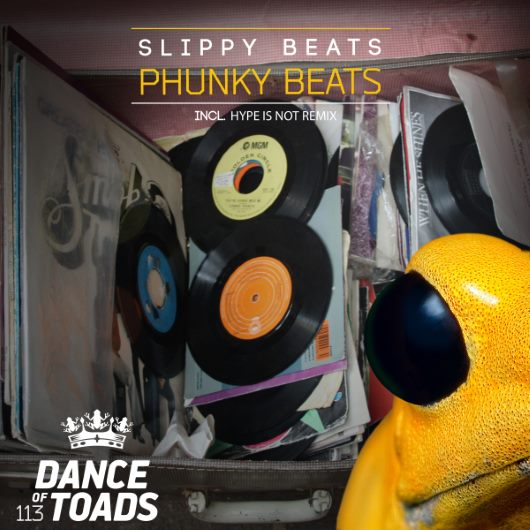 SLIPPY BEATS-Phunky Beats