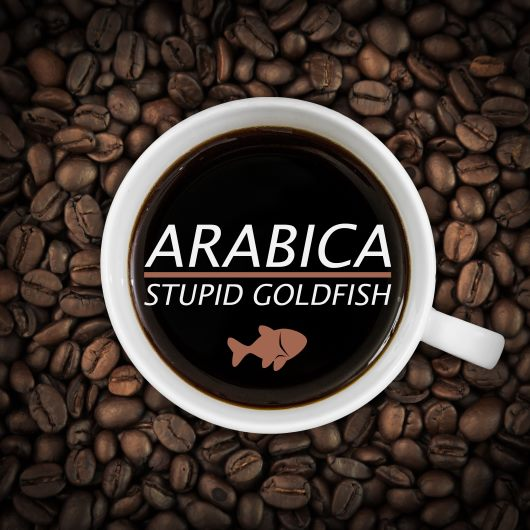 STUPID GOLDFISH-Arabica