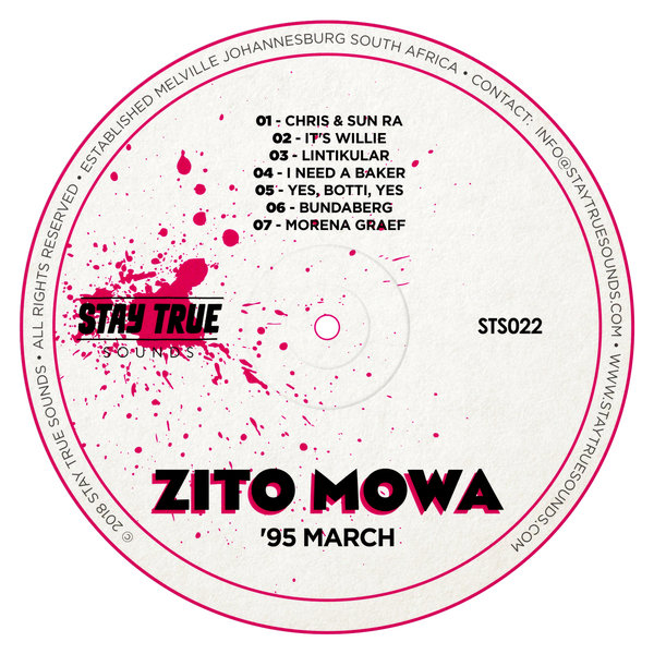 ZITO MOWA-Chris & Sun Ra