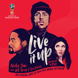 NICKY JAM FEAT. WILL SMITH & ERA ISTREFI-Live It Up