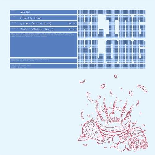 NINETOES-Finder (carl Cox Remix) 2k18