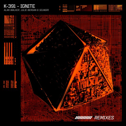 K-391 FEAT. ALAN WALKER, JULIE BERGAN & SEUNGRI-Ignite (RMX)