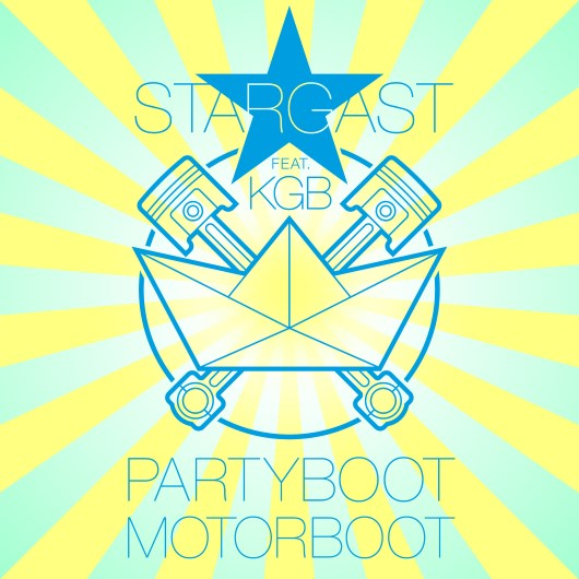 STARGAST FEAT. KGB-Partyboot Motorboot