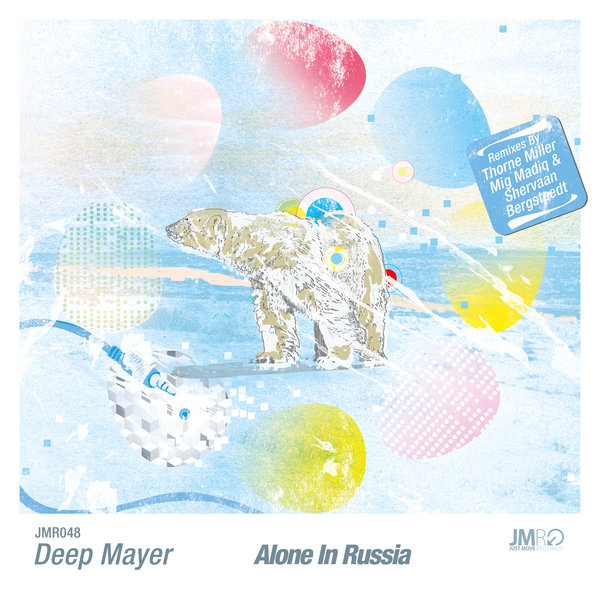 DEEP MAYER-Alone In Russia
