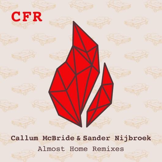 CALLUM MCBRIDE-Almost Home