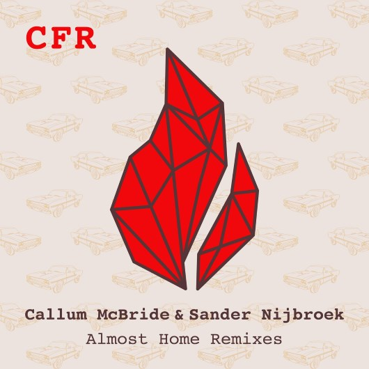 CALLUM MCBRIDE-Almost Home