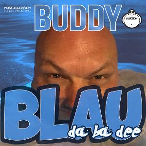 BUDDY-Blau (da Ba Dee)