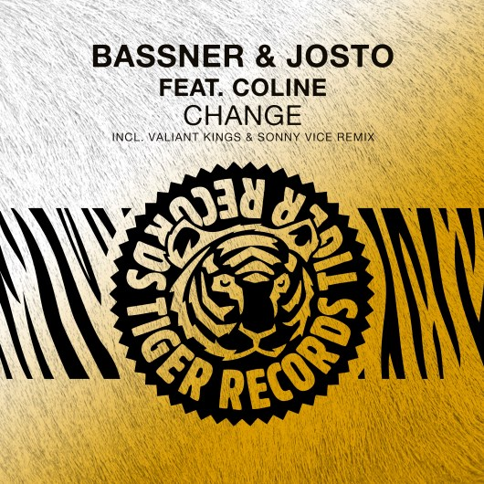 BASSNER & JOSTO FEAT. COLINE-Change