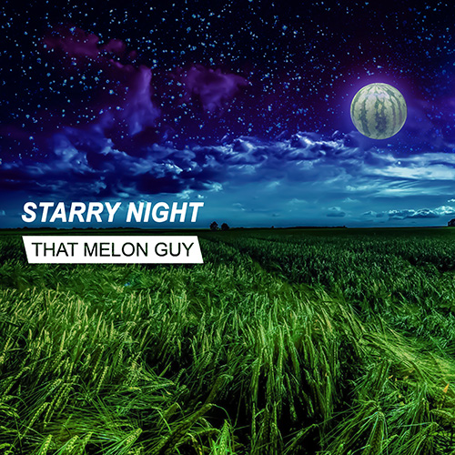 THAT MELON GUY-Starry Night