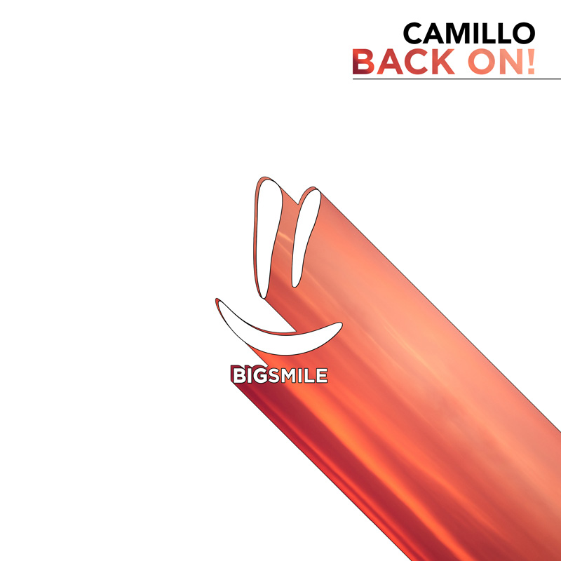 CAMILLO-Back On!