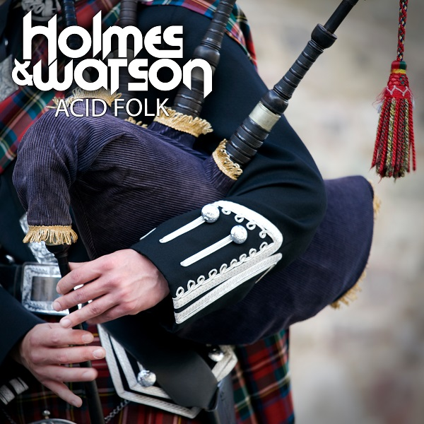 HOLMES & WATSON-Acid Folk