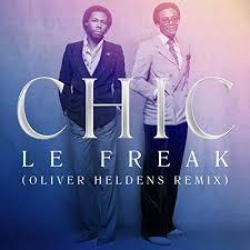 CHIC-Le Freak (oliver Heldens Remix)
