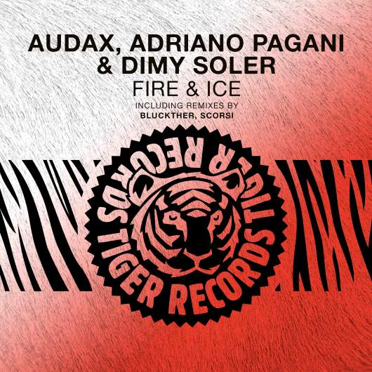 AUDAX & ADRIANO PAGANI & DIMY SOLER-Fire & Ice