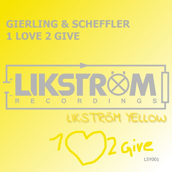 GIERLING & SCHEFFLER-1 Love 2 Give