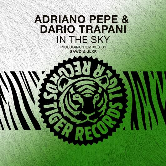 ADRIANO PEPE & DARIO TRAPANI-In The Sky