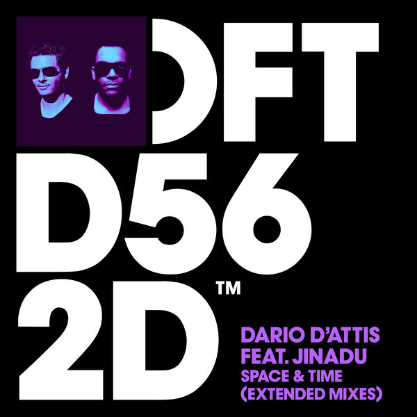 DARIO D´ATTIS, JINADU-Space & Time