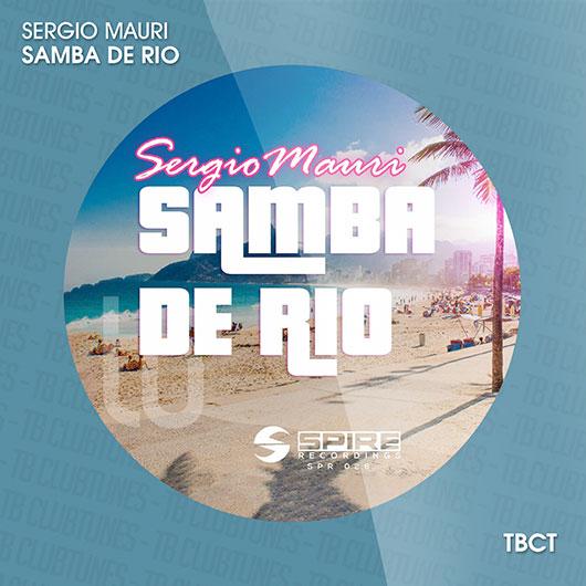 SERGIO MAURI-Samba De Rio
