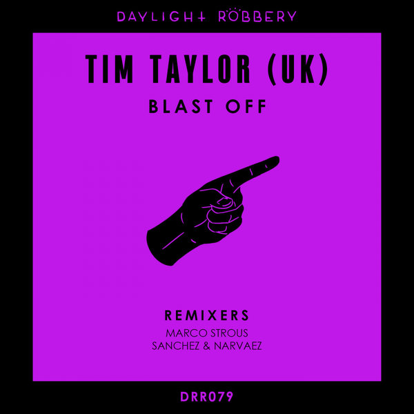 TIM TAYLOR-Blast Off