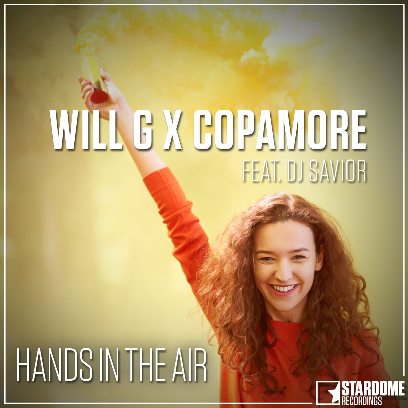 WILL G X COPAMORE FEAT. DJ SAVIOR-Hands In The Air