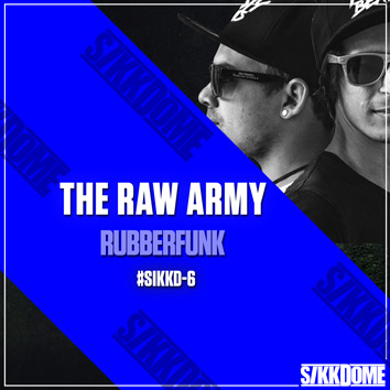 THE RAW ARMY-Rubberfunk