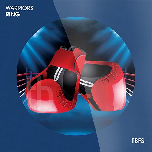 WARRIORS-Ring