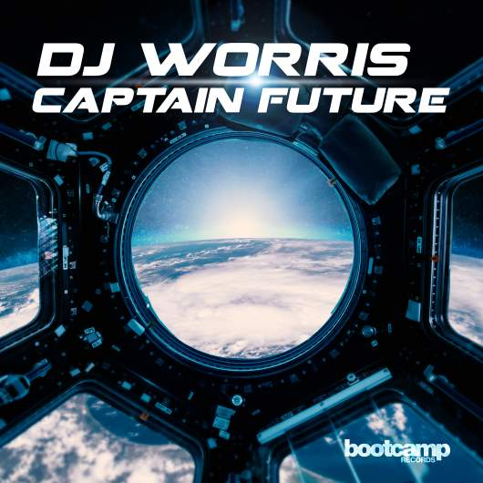 DJ WORRIS-Captain Future