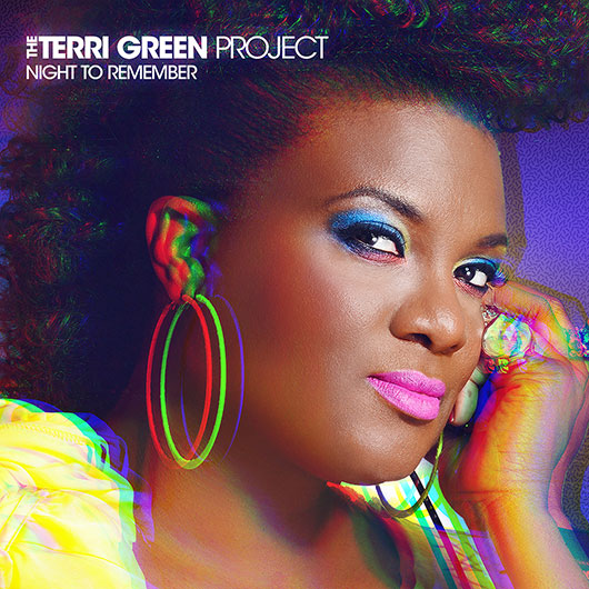 THE TERRI GREEN PROJECT-Night To Remember