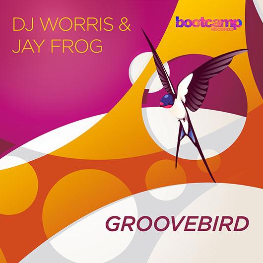 DJ WORRIS & JAY FROG-Groovebird