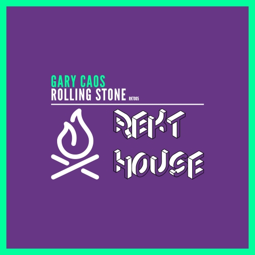 GARY CAOS-Rolling Stone  (rock--house-version)