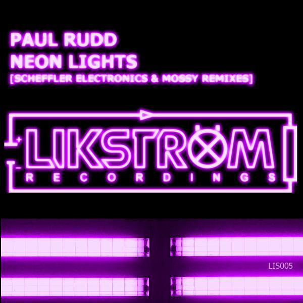 PAUL RUDD-Neon Lights