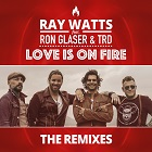 RAY WATTS FEAT. RON GLASER & THE RIDIN DUDES-Love Is On Fire