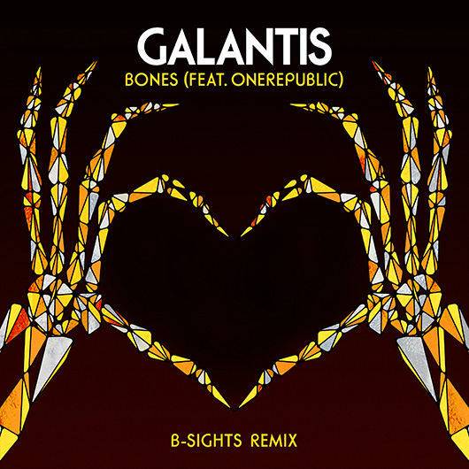 GALANTIS FT. ONE REPUBLIC-Bones (b-sights Radio Edit)