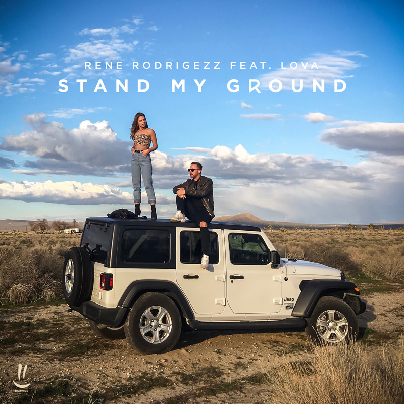 RENE RODRIGEZZ FEAT. LOVA-Stand My Ground