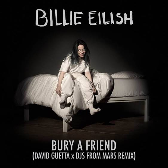 BILLIE EILISH-Bury A Friend (david Guetta X Djs From Mars Remix)