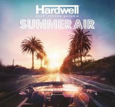 HARDWELL FT. TREVOR GUTHRIE-Summer Air