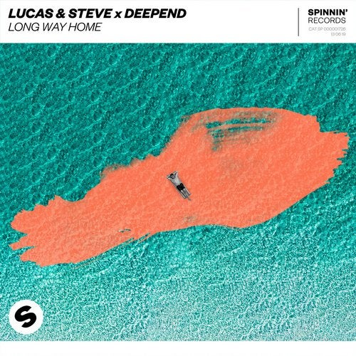 LUCAS & STEVE, DEEPEND-Long Way Home